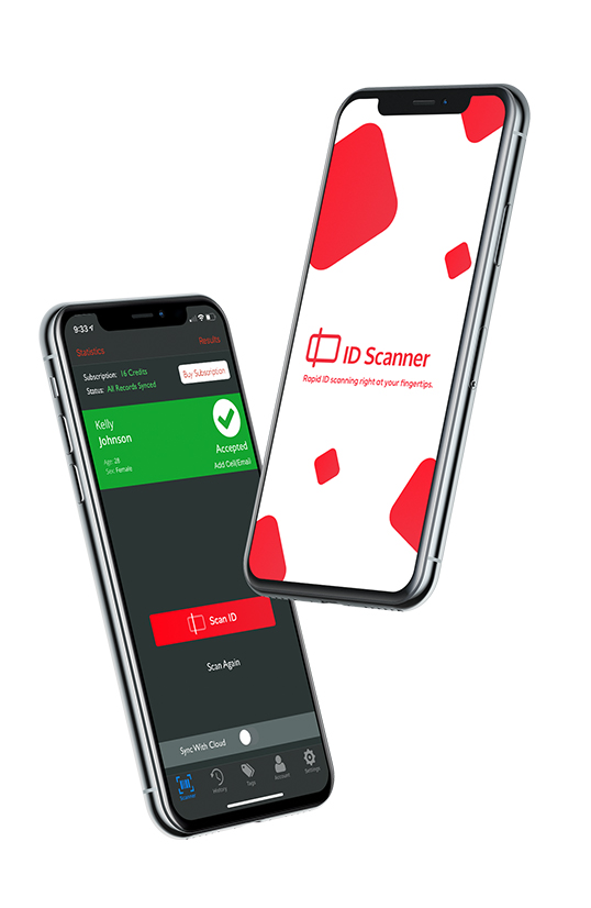 Scanner By Biometrics App Id Servall